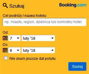 Booking nagroda - otrzymaj 50zł