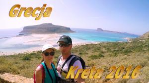 Wakacje w Grecji - Kreta - część zachodnia.