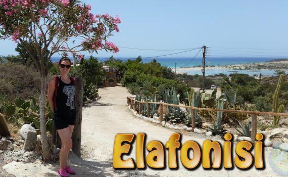 Wakacje w Grecji na Krecie. Laguna Elafonisi. Snurkowanie